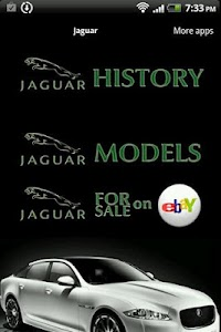 Jaguar Encyclopedia screenshot 0