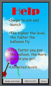 The Balloon Pop Game screenshot 3