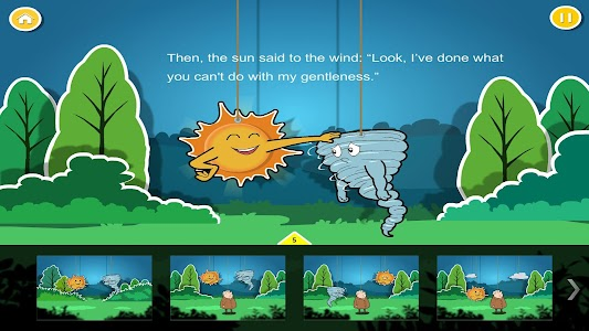 The Sun and the Wind screenshot 2