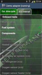 Performance screenshot 3