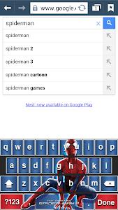 Amazing Spider-Man 2 Keyboard screenshot 0