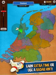 GeoFlight Netherlands screenshot 12