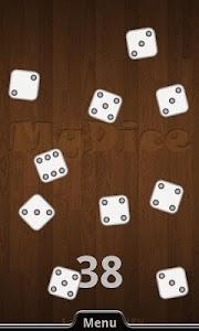 My Dice - Dice game screenshot 1