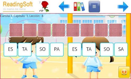 Curso 7 Aprender a Leer screenshot 5