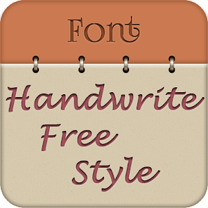 Handwrite Font Style Free