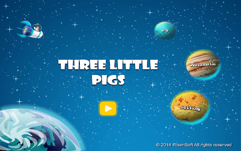 Three Little Pigs screenshot 0