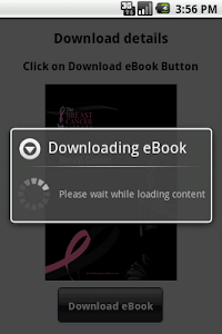 The Breast Cancer Library screenshot 1