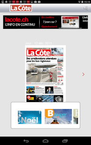 La Côte journal screenshot 10