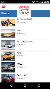 85th Motor Show - Geneva screenshot 3