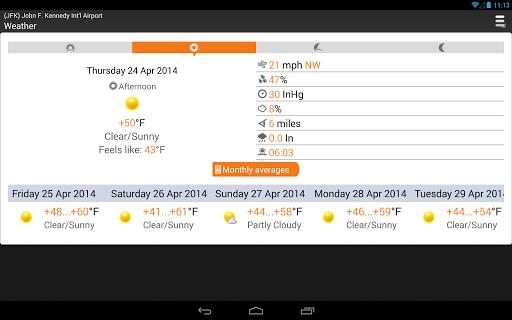 Airline Flight Status Tracking screenshot 15