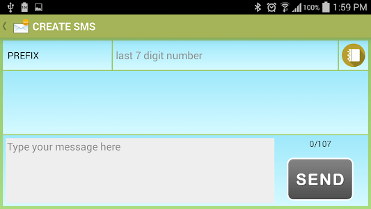 SMS2PH Free screenshot 9