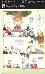 Truyện Tranh Thiền - Phật Giáo screenshot 2