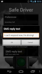 Safe Driver screenshot 5