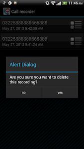Call Recorder Free screenshot 7