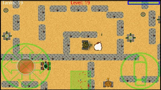 Tank Battle Full Version screenshot 2