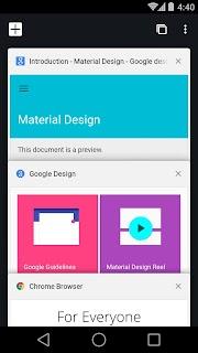 Chrome Beta screenshot 00