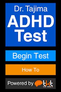ADHD Test screenshot 0