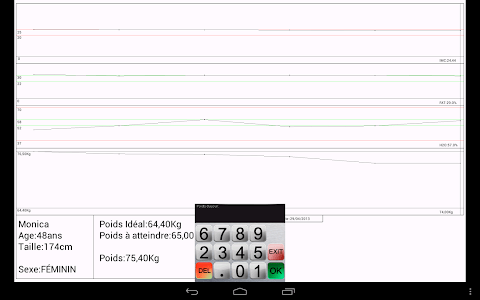 Projet Minceur screenshot 5