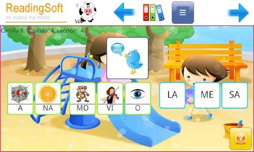 Curso 8 Aprender a Leer screenshot 2