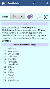 Dhaka City Bus screenshot 1