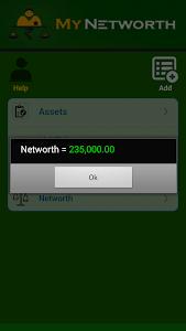 MyNetworth screenshot 6