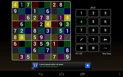 Andoku Sudoku 2 Free screenshot 13