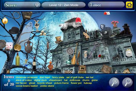 Hidden Objects Haunted Worlds screenshot 3