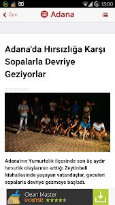 Adana Haberleri screenshot 4
