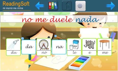Curso 6 Aprender a Leer screenshot 4
