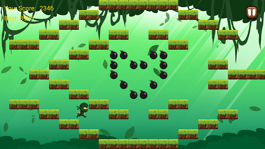 Yoo Ninja Rush screenshot 1