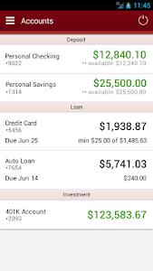 HSFCU Mobile screenshot 0