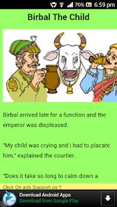 Akbar-Birbal Tales screenshot 7