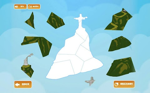 Rio Shape-Puzzle screenshot 17