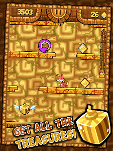 Tappy Run 2 - A Treasure Hunt screenshot 8
