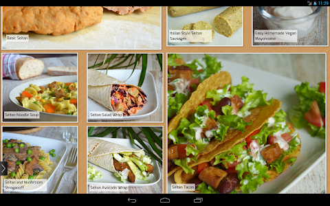 The Vegan Nom Noms Cook App screenshot 3