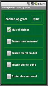Vogels in Nederland screenshot 3