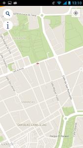 Pozuelo Smart Parking screenshot 1