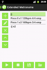Music Tools Metronome screenshot 1