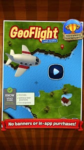 GeoFlight South America screenshot 9