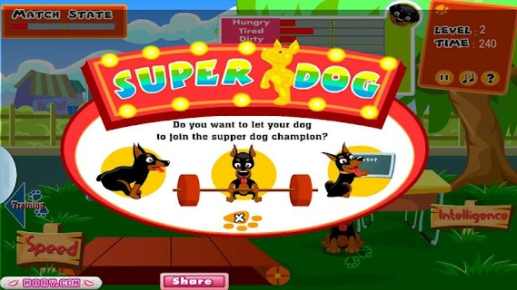 My Sweet Dog - Free Game screenshot 03