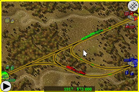 Railway Game screenshot 02