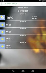 Alertas Tempranas screenshot 10