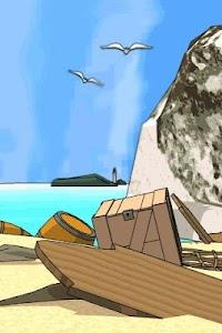 Escape: Castaway screenshot 1