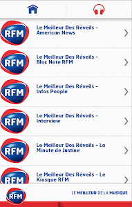 RFM, le meilleur de la musique screenshot 3