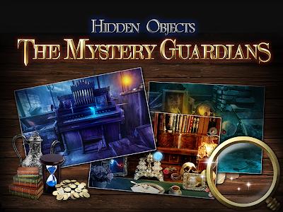 Hidden Object Mystery Guardian screenshot 8