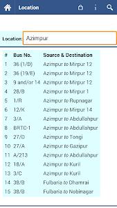 Dhaka City Bus screenshot 3