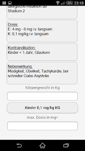 Notfallsanitäter - APP screenshot 5