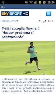 Notizie Sportive Italia screenshot 3
