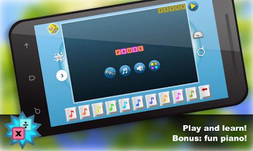 Math.Multiplication table Free screenshot 5