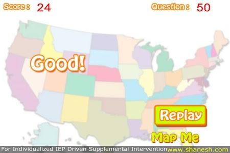 Map Me - Autism Series screenshot 4